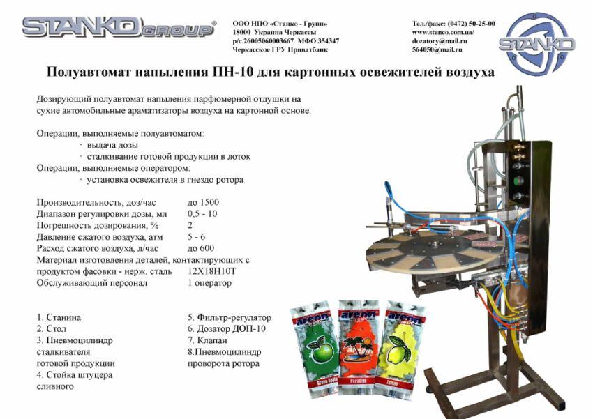 Асортимент продукції подільського пивзаводу - стр